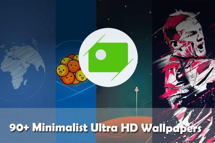 minimalist ultra hd wallpapers