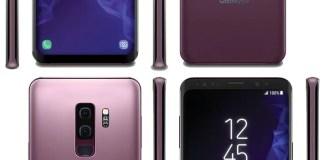 Galaxy-S9-S9-Plus-Lilac-Purple-Leak
