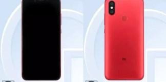 Xiaomi Mi 6X / Mi A2