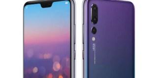 Huawei P20 Pro Slow Motion