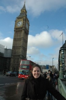 mistaken for a local - london - anna blanch