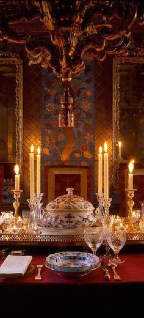 Candlelit elegance
