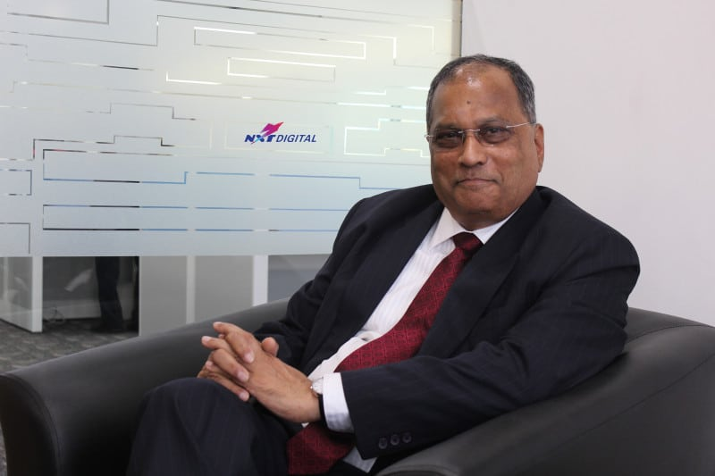 Anthony D'Silva, MD - Grant Investrade Ltd