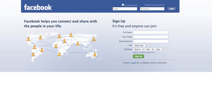 """Facebook gained the """"connected world"""" diagram in 2009, which lasted all the way until 2011. (Image used for the Representational purpose only)"""