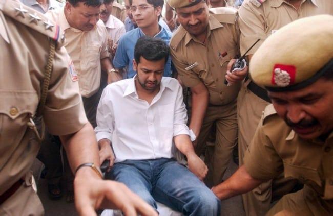 rahul mahajan arrested for drung abuse