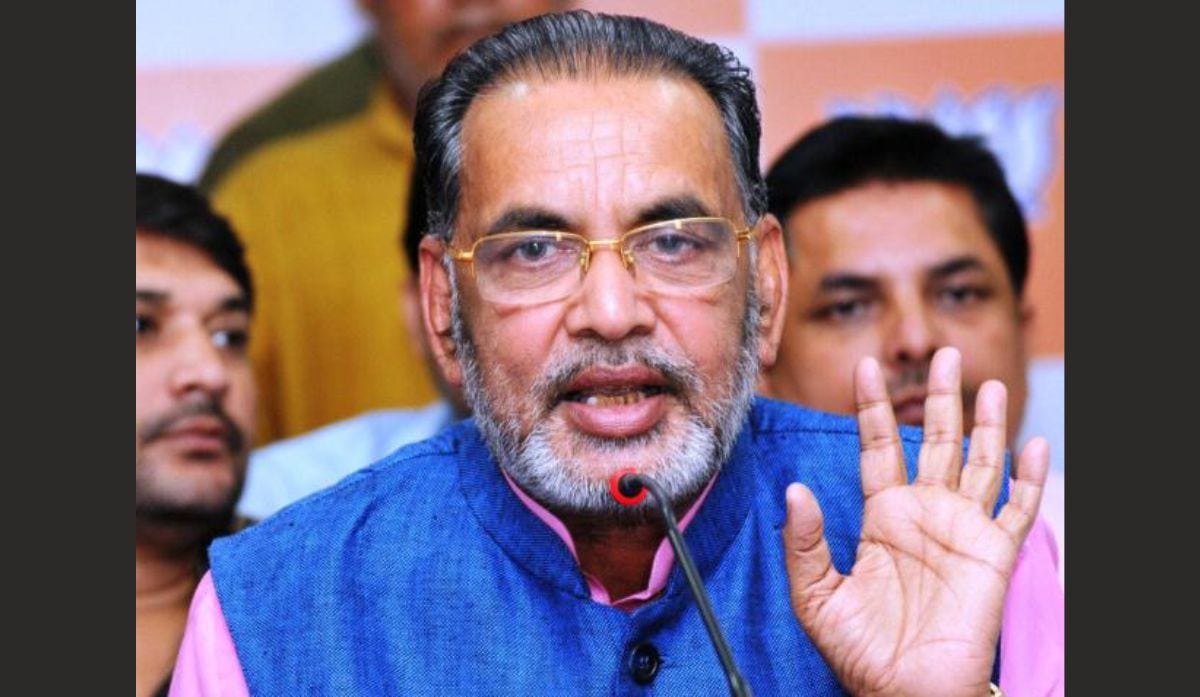 Union Agriculture Minister Radha Mohan Singh - Source The Hindu