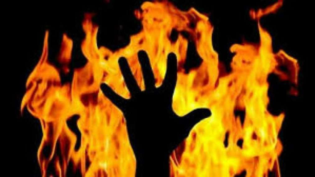 29-year-old woman set self fire due harassment hubby