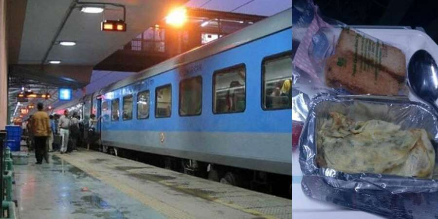 Food Poisoning Goa Mumbai Tejas Express 20 Passengers Admitted