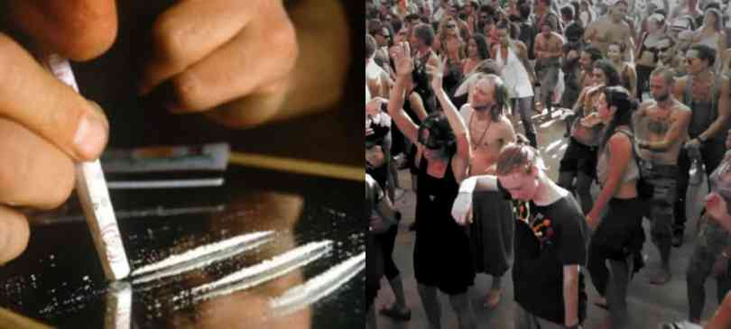 Drug Related Cases rise Goa Calangute Area Shows Significant Decline