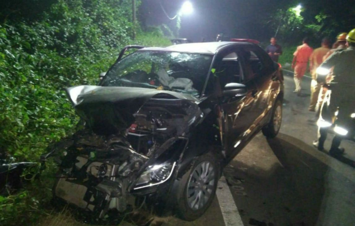 Fatal Accident at Lotolim