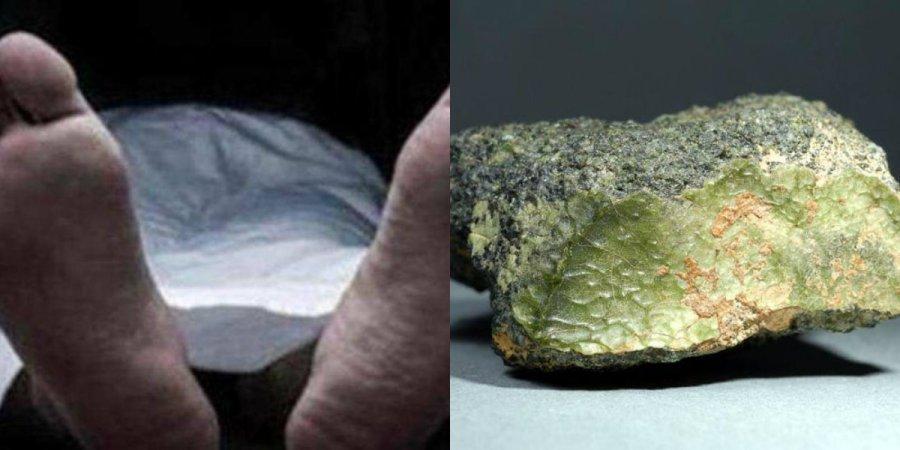 Aldona Man Killed with Stone