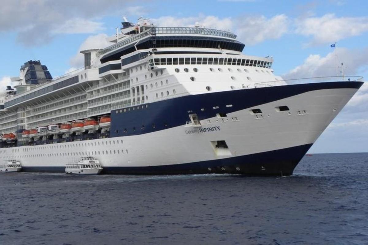 Celebrity Infinity Cruise