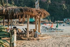 Little Vagator Beach in Goa