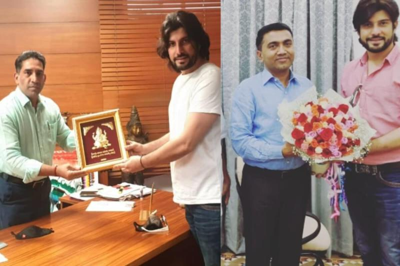 Image of Actor with CM