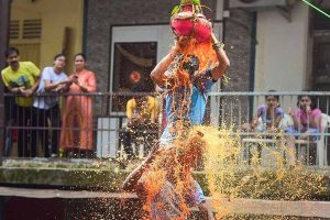 No Dahi Handi This Year