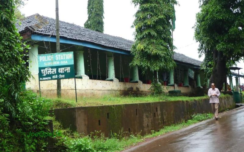 Sanguem Police Station