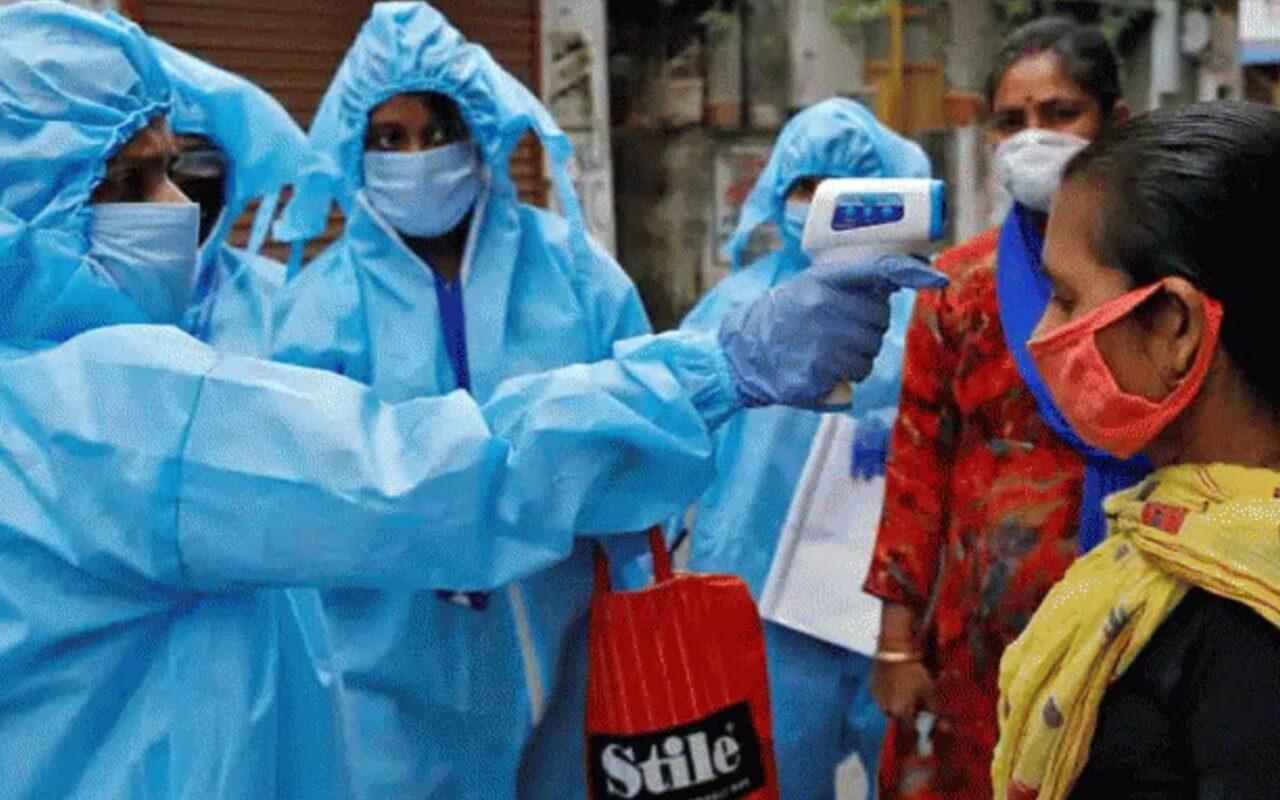 COVID Cases Spike in Delhi
