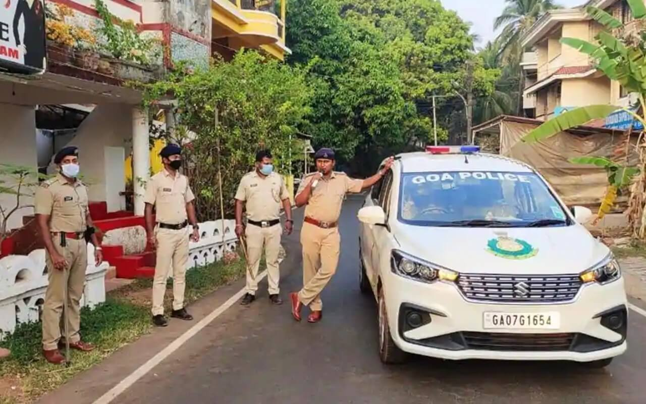 Crime Rate Is Low in Goa