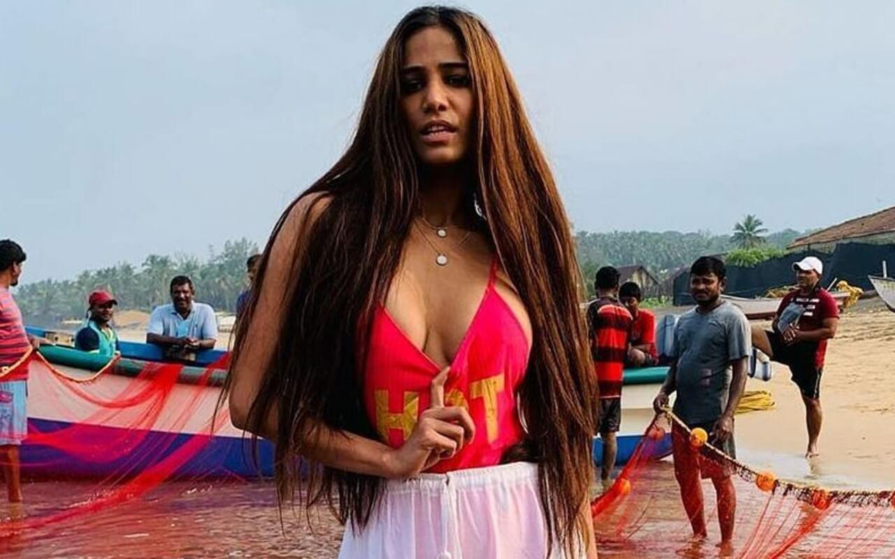 Poonam Pandey's 'PORN' Photoshoot