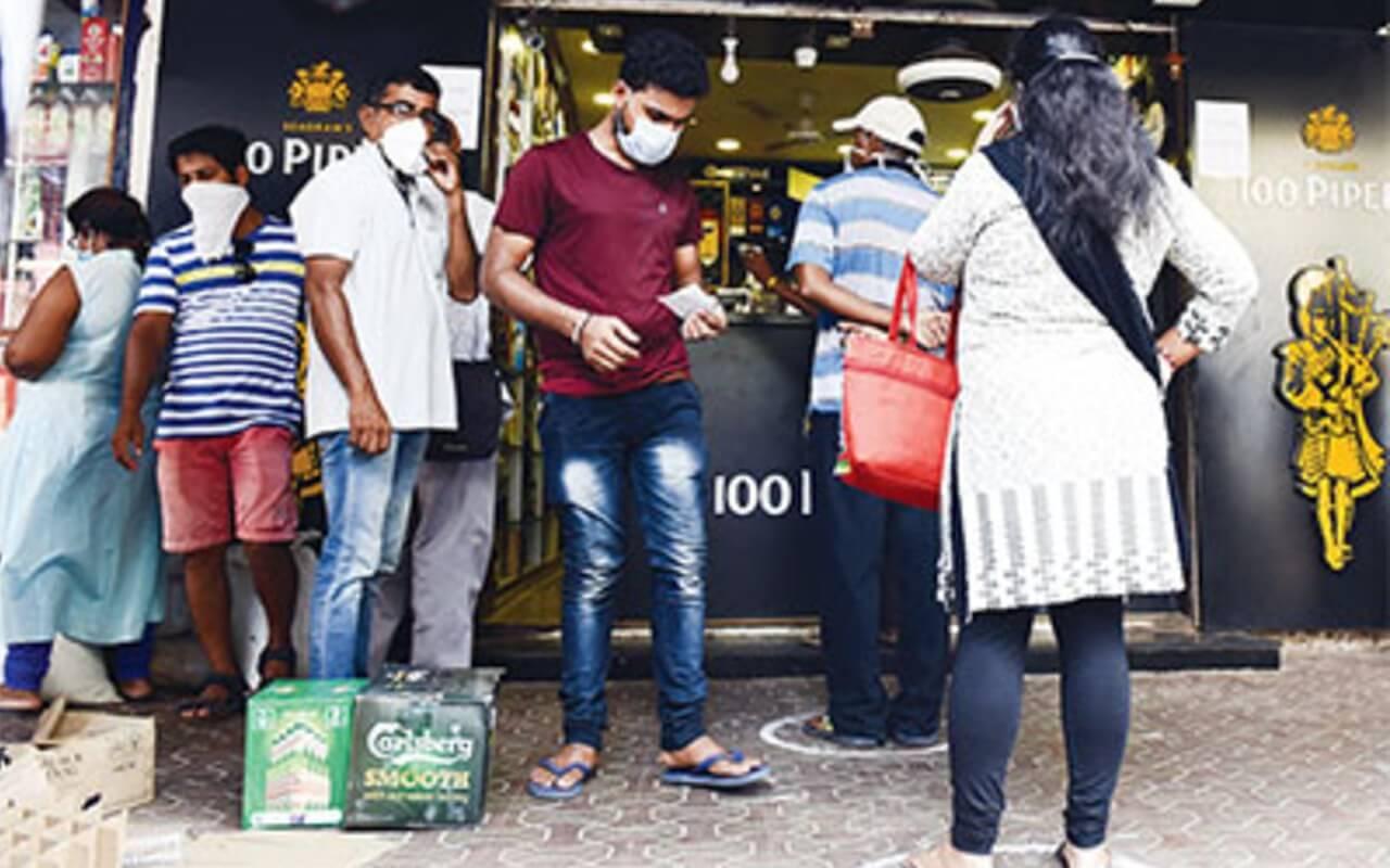Liquor Store in Goa