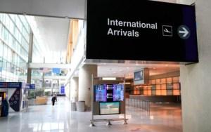 International Passengers Alternative Routes