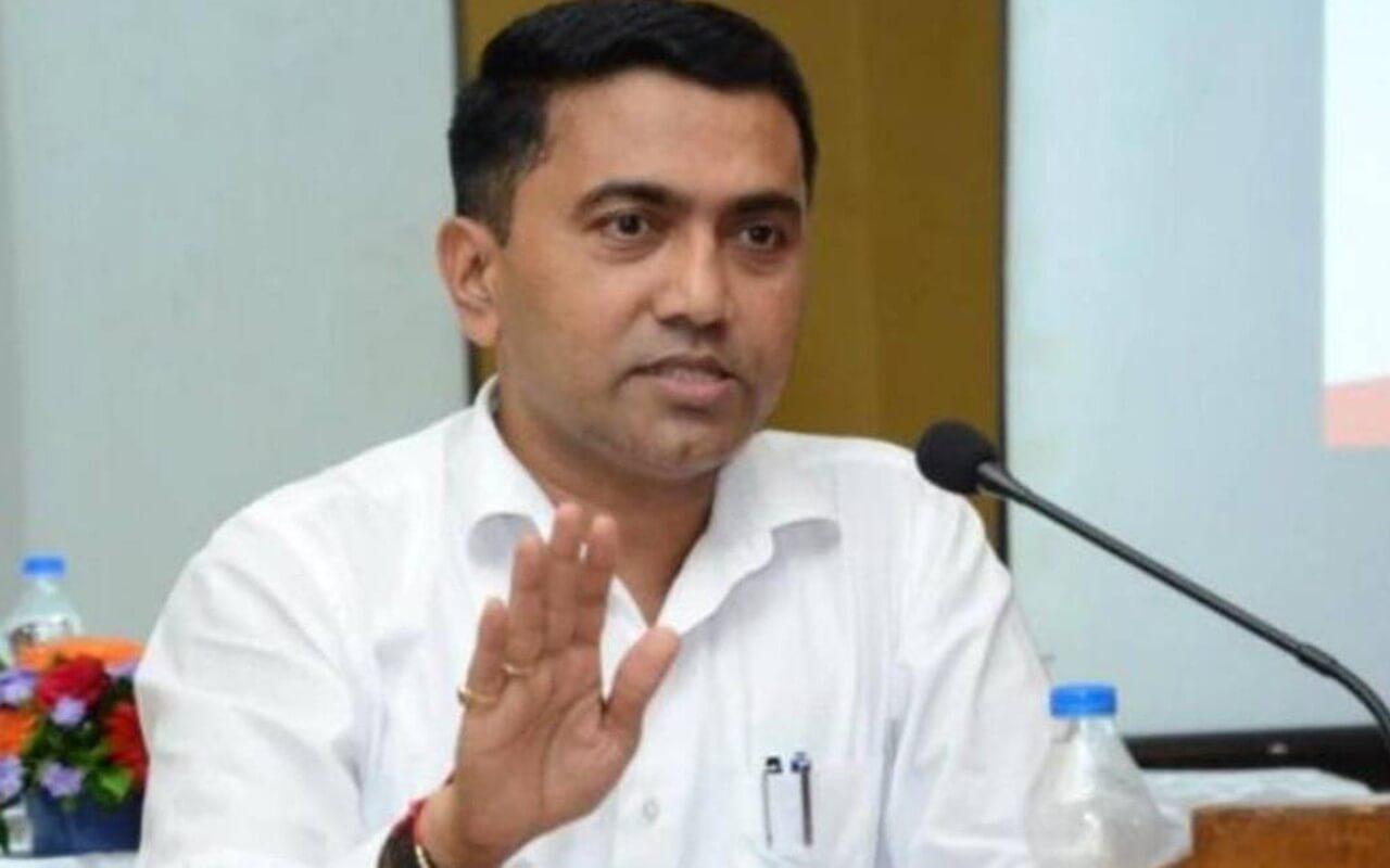 Pramod Sawant Goa CM