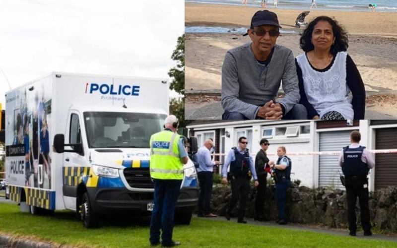 Goan Couple Murdered in New Zealand