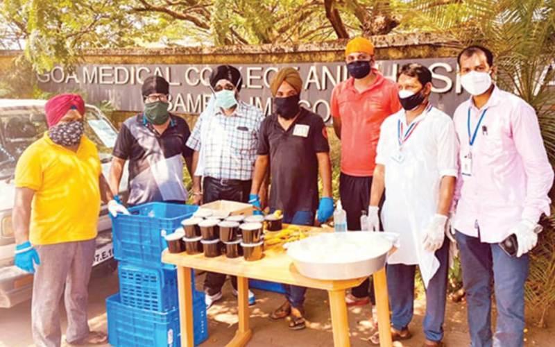 Goa Sikh Community