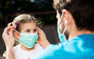 No Masks For Children Under 5