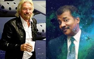 Richard Branson Did Not Travel To Space
