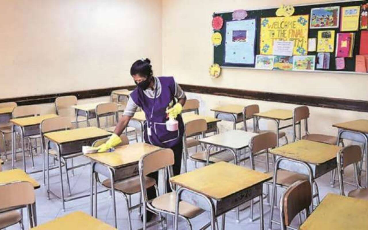 The Physical Classes May Start From 1st August in Goa