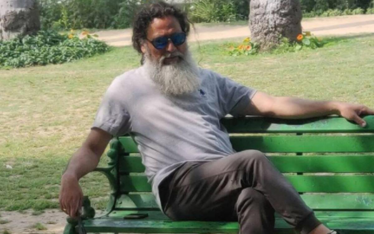 Anil George (Khan Saab)