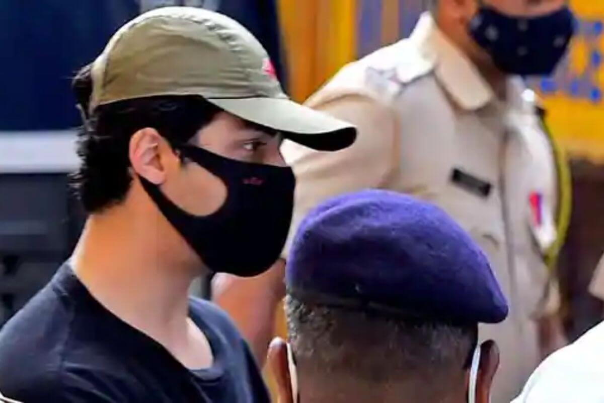 Aryan Khan Arrested