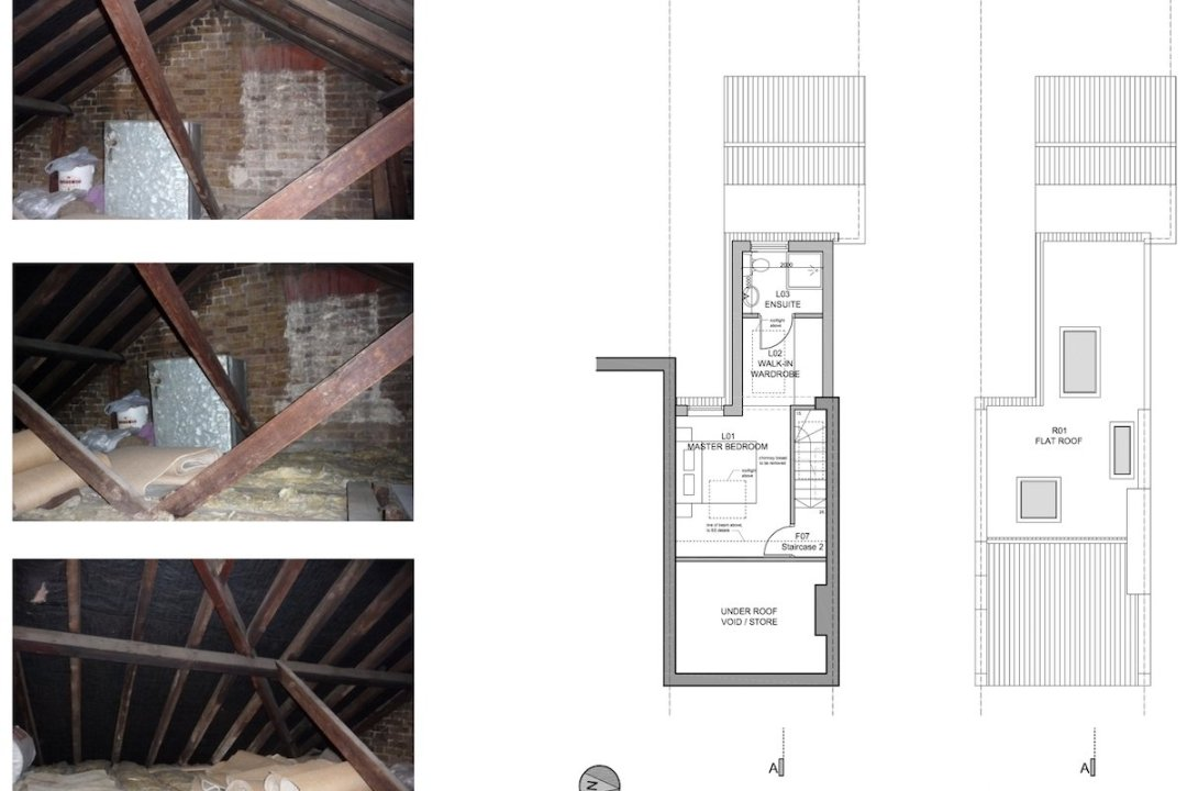 02 St Margarets Richmond TW1 House roof extension Floor plans 1200x800 St Margarets I, Richmond TW1 | House extension