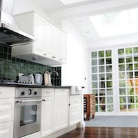 4. Warwick Avenue Westminister W9 Flat extension Kitchen design idea 3 1 Kitchen extensions in London | Home design