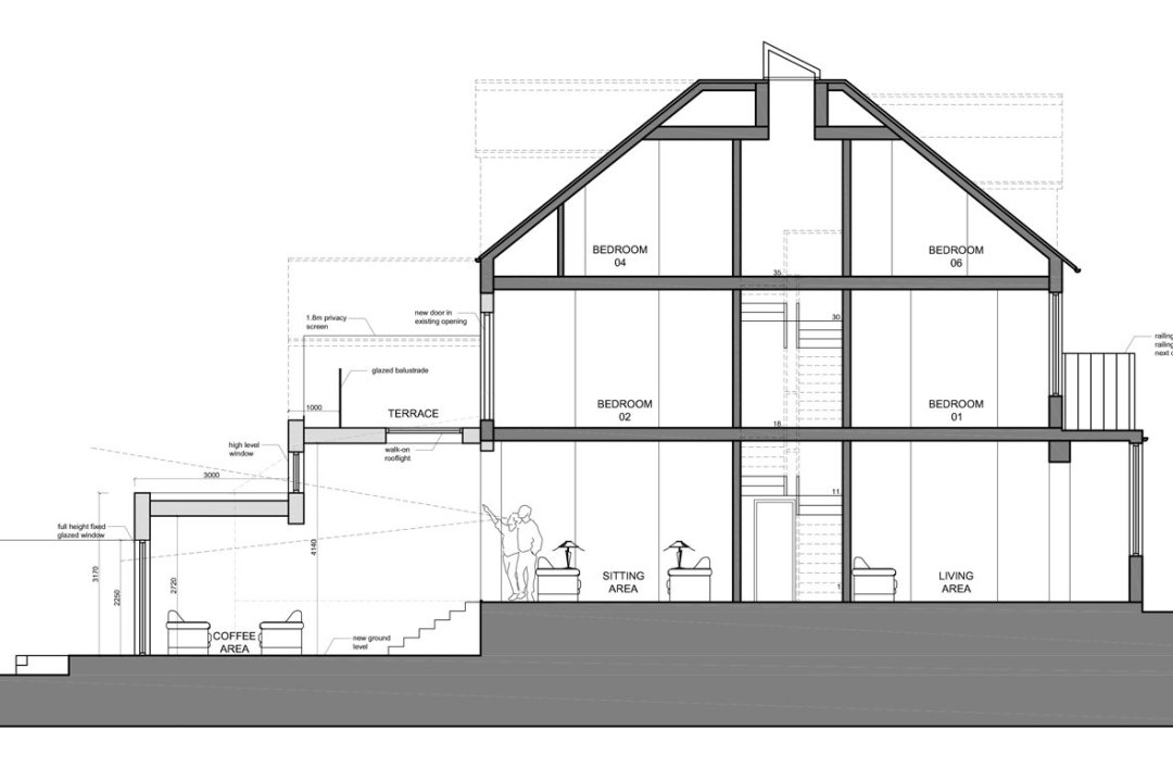 Winchmore Hill Enfield N21 House Extension And Development