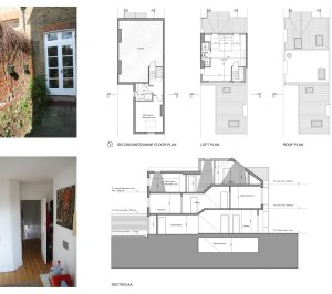 Streatham Hill Lambeth SW16 Roof extension design plans 300x266 Streatham Hill, Lambeth SW16 | House extension