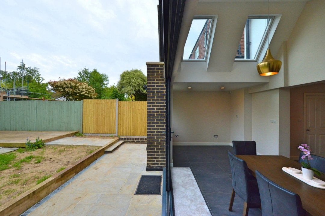 Architect designed roof and kitchen house extension Kingston KT2 Inside out 1200x800 Kingston KT2 | Roof and kitchen house extension