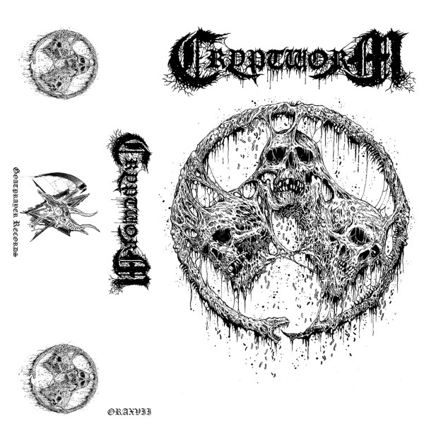 Cryptworm tape cover