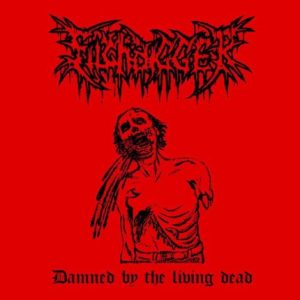 FILTHDIGGER (Norway) - Damned By The Living Dead MCD