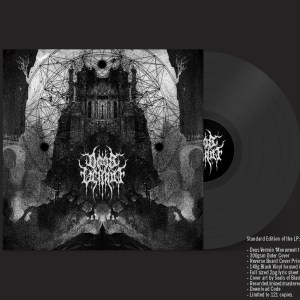 Deus Vermin Monument to Decay Vinyl