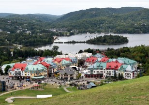 Goat Roti Chronicles - summer of 2016 - mont tremblant