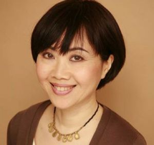 Evelyn Chau, author of Have Some Dim Sum