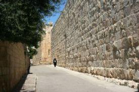 Eingang Jafftor Jerusalem