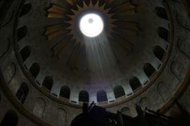In der Grabeskirche