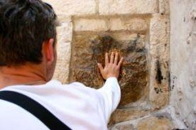 Jesus' Weg der Kreuzigung
