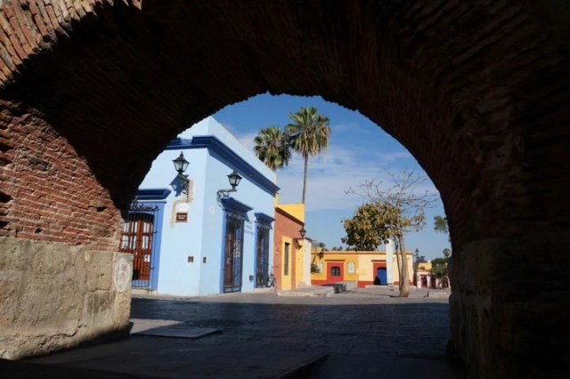 streets of oaxaca city one of the best places to visit in mexico