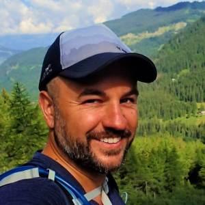 Justin Bienio Founder of GOAT Volunteers