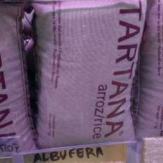 Valencian Rice from the Shores of Albufera