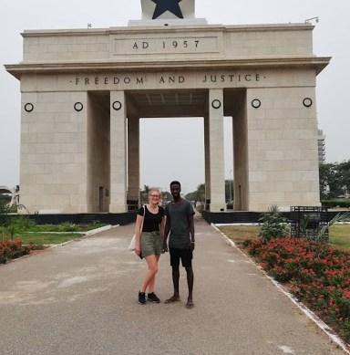 Anja's Medical Internship in Ghana (26)
